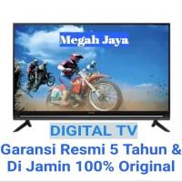 SHARP LED TV 32 inch 32SA4200i Digital TV garansi resmi 5 tahun
