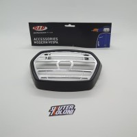 SIP Hedlamp Grill cover lampu depan Vespa Sprint 3v iget abs
