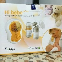 BISTOS HI BEBE -PLUS BT-100 electric Breast pump/ pompa asi elektrik