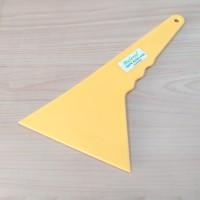 Scraper Rakel Kape Sunglass Kuning Alat Pasang Kaca Film Sticker Lem