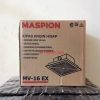 Maspion Exhaust Kipas Angin Hisap Plafon 6 Inch (MV-16EX)