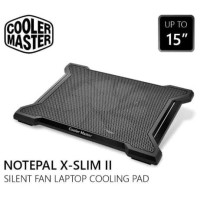 Cooler Master Notepal X-SLIM II | Notebook Cooler Fan | Cooling Pad