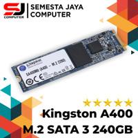 Kingston SSD A400 M.2 2280 240GB Sata3 - SA400M8 M2 240 GB Sata 3