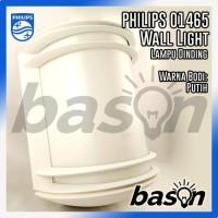 PHILIPS 01465 MyGarden Wall lantern E27 - Lampu dinding IP44 - Putih