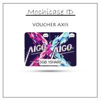 VOUCHER AXIS AIGO 3GB 15 HARI | VOCER DATA FISIK