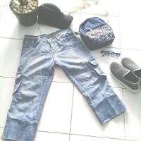 Celana blue jean wanita *Baju murah *
