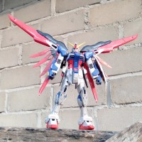 RG destiny Gundam 2nd
