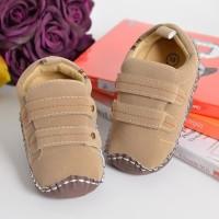 Sepatu Baby Pre Walker Brown Strap LKS254 - 11