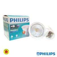 PHILIPS Halogen LED MR16 3W Putih 36D 220V Essential 3 Watt CDL 6500K