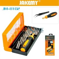 Jakemy 22 in 1 Obeng Screwdriver Set (JM-8102)