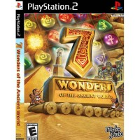 no7 Wonder Of The Modern World - Cd Ps2 Kaset Ps2 Game Ps2