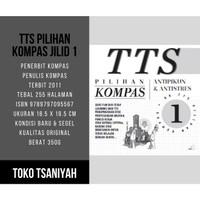 Buku TTS Pilihan Kompas Jilid 1 Teka Teki Silang Buku Hiburan Kuis