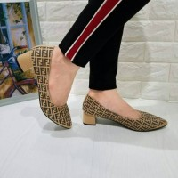 Super Promo! Sepatu Pump Heels Import Hak Tahu High Quality Murah!