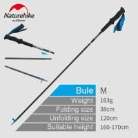 Trekking Pole Lipat Naturehike ST08 Carbon NH18D020 -Z SIZE M 120 cm