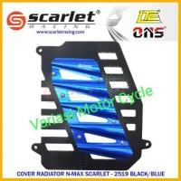 Cover Radiator Nmax Aerox Scarlet Two Full Tone Kualitas Bahan