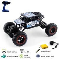 Mainan Mobil Offroad Remot Kontrol Rocks Crawler