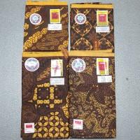 Kain Batik BATU RAJA ORIGINAL / KAIN PANJANG SOGA GENES SOLOAN