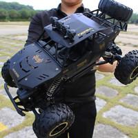 Mainan RC Mobil Rock Crawler 6298 Skala 1:12 Off Road 2.4GHz 4WD