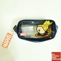 [READY STOCK] Miniso Marvel Tempat Pensil Transparan