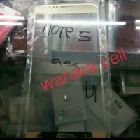 kaca lcd kaca depan lcd touchscreen samsung Note 5 original Gold