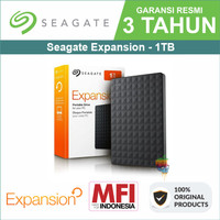 Seagate Expansion 1TB - HDD / HD / Hardisk External 2.5