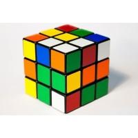 mainan edukasi asah otak rubik , rubick 3x3x3