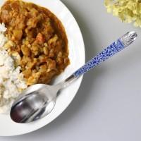 Sendok Makan Motif Batik StainlessTebal/SpoonBatik StainlessSteel 6pcs