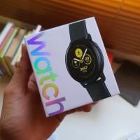 Samsung Galaxy Watch Active SEGEL SEIN NO NOTE 10 s10 e buds m30s A10s