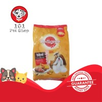 MAKANAN ANJING PEDIGREE MINI BEEF, LAMB & VEGETABLE 1.3KG