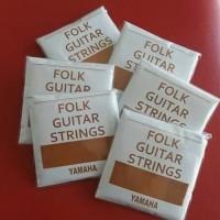 Senar Gitar Yamaha String 1 set bagus