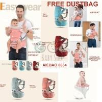 Gendongan Bayi Baby Carrier 4 Season 11in1 Hipseat Carrier Aiebao 6634