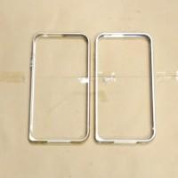 IPHONE 4 / 4G / 4S bumper hard case samping besi elegan mantap