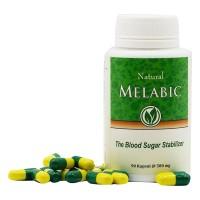 MELABIC 90 Kapsul - Obat Herbal Untuk Diabetes Menstabilkan Gula Darah