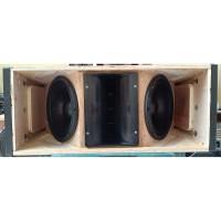 Jual Potongan Bahan Box Q10 Line Array Speaker