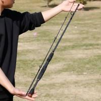Joran Casting dan Spinning 180 cm bahan. Carbon 5-12 lb