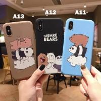 case We Bare Bears Oppo F11 F9 F7 F1S A39 A57 A37 F3 A77 A3S A83