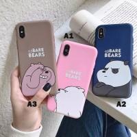 Casing Soft Case Motif We Bare Bears Vivo V5 V5s Y67 V9 Y85 Y71 V7 V75