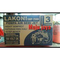 """Pompa air Otomatis booster 250 watt  LAKONI """" Semi jet pump"""