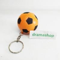 Gantungan Kunci ganci Bola sepak kaki tendang soccer