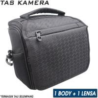 Tas Kamera / Sling Bag DSLR Mirorrless (Sony, Canon, Nikon, Fujifilm)