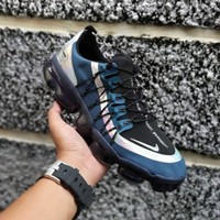 Sepatu Nike Air Vapormax Utility Blue Dask - Premium Import