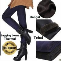 Celana Jeans Musim Dingin / Long John Thermal Leggings 04