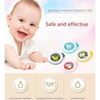 Pin Clip Anti Nyamuk Serangga Bayi Anak Dewasa Bikit Guard