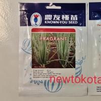 benih daun bawang FRAGRANT 10 gram dari known you seed kys