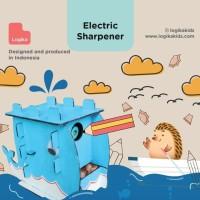 Mainan Edukasi Anak - Electric Sharpener