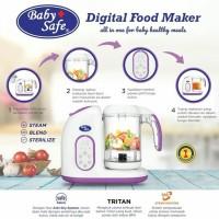 Baby Safe Digital Food Maker LB02