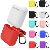Apple Airpods Gen 2 Premium Silicone Case Casing Cover Sarung Airpod