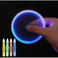 Grocely PP151 pulpen motif spinner LED lucu imut / bolpen gel karakter