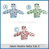 Jaket Hoddie Baby Cat 2
