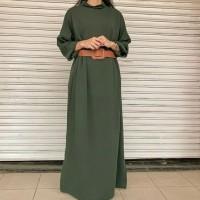 Long dress LOOSE